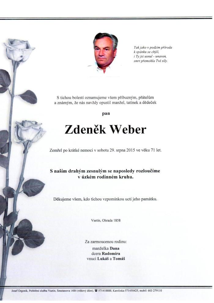 Zdeněk Weber