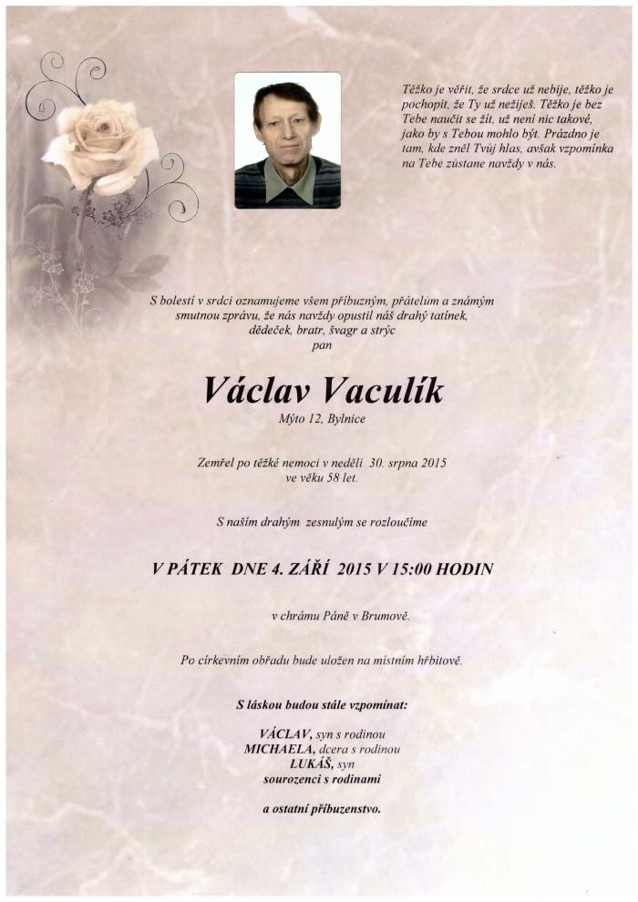 Václav Vaculík
