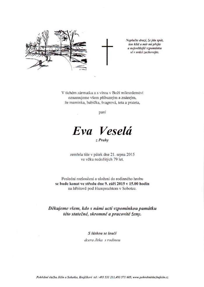 Eva Veselá