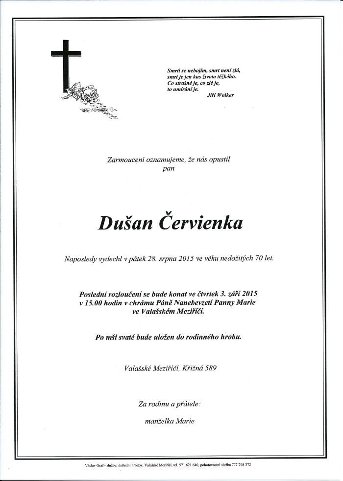 Dušan Červienka