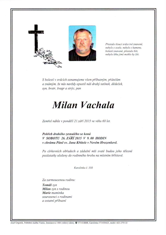 Milan Vachala