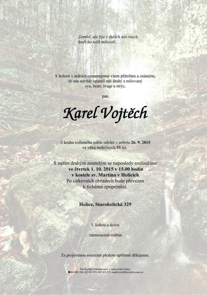 Karel Vojtěch