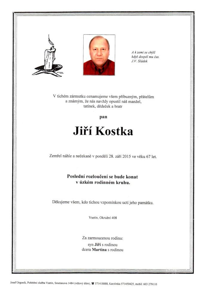 Jiří Kostka