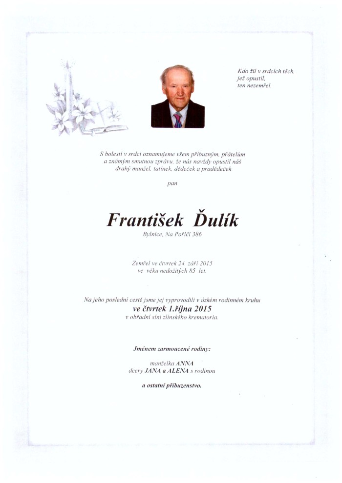 František Ďulík