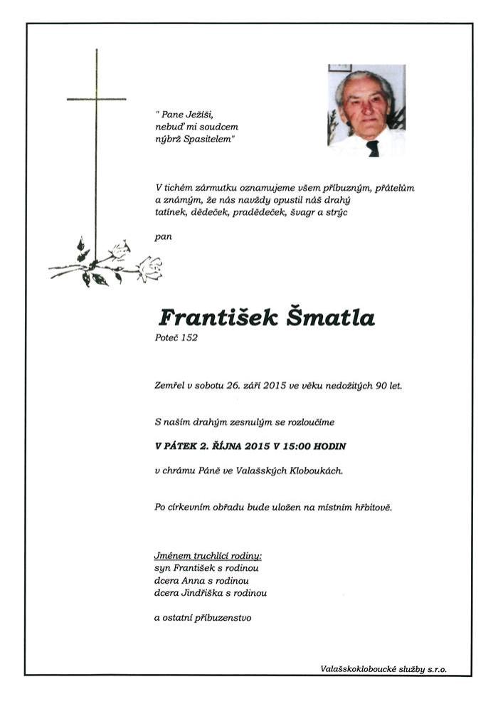 František Šmatla