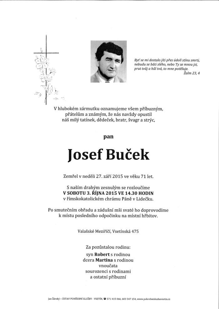 Josef Buček