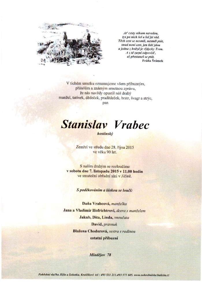 Stanislav Vrabec