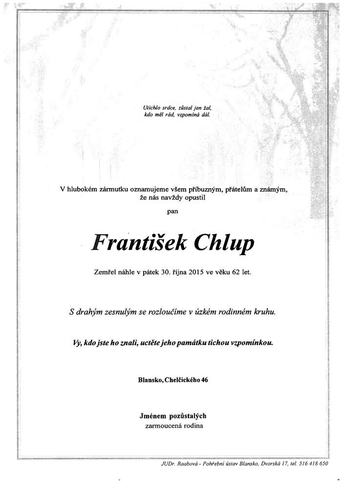 František Chlup