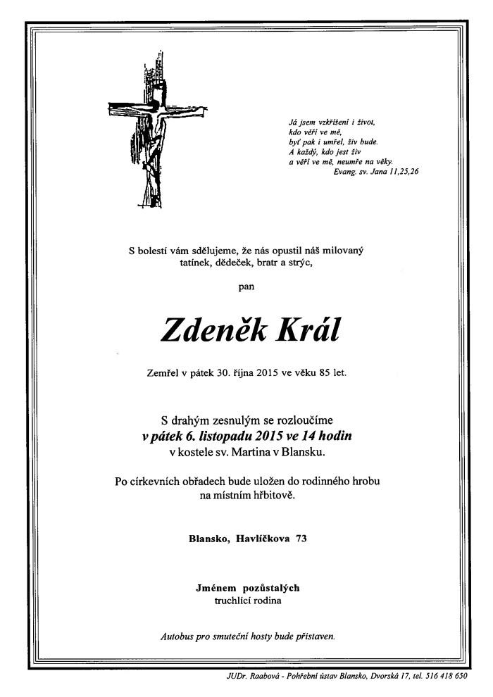 Zdeněk Král