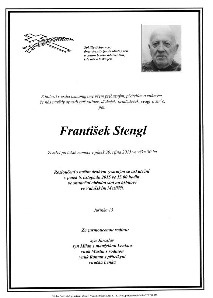 František Stengl