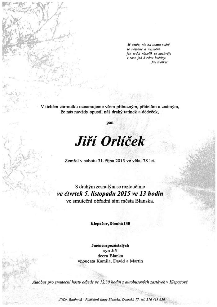 Jiří Orlíček