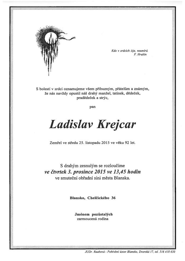 Ladislav Krejcar