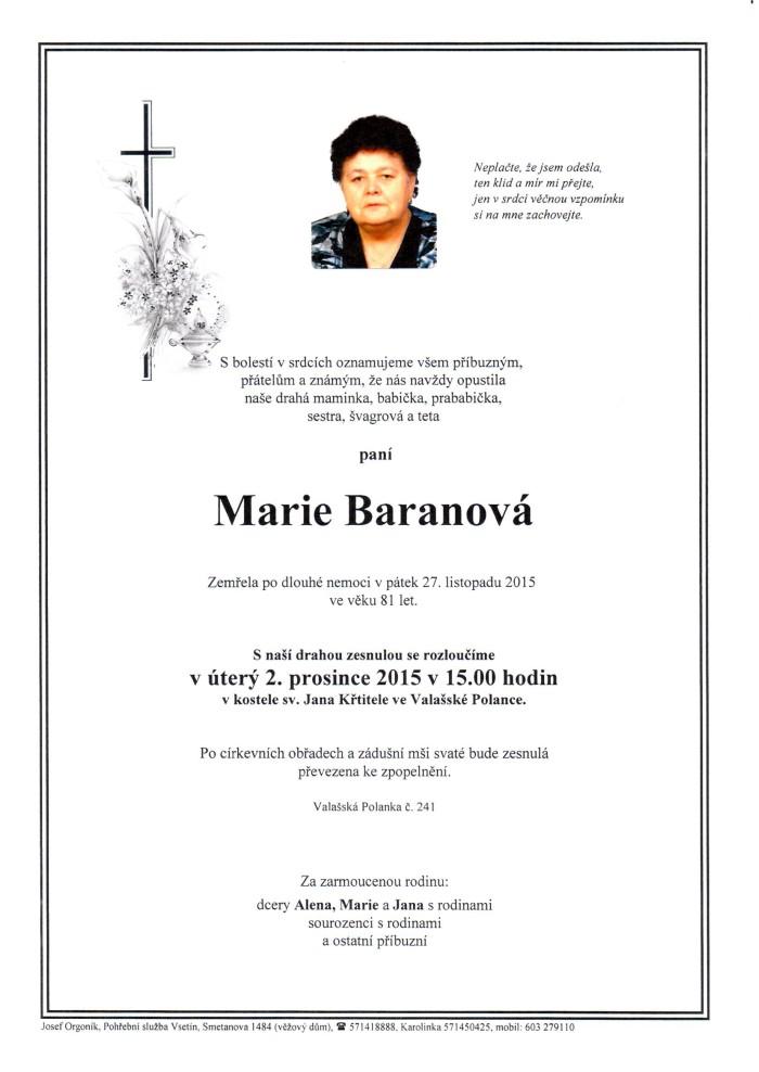 Marie Beranová