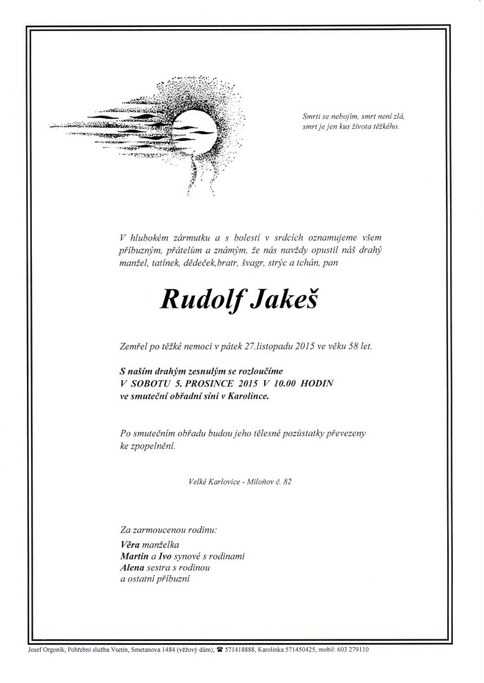 Rudolf Jakeš