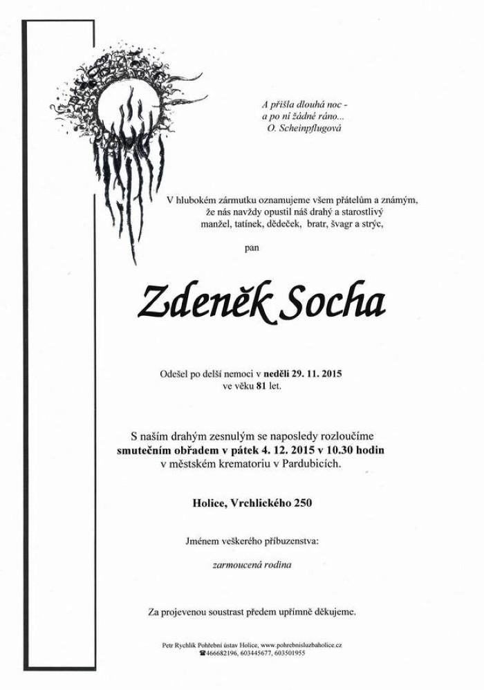 Zdeněk Socha
