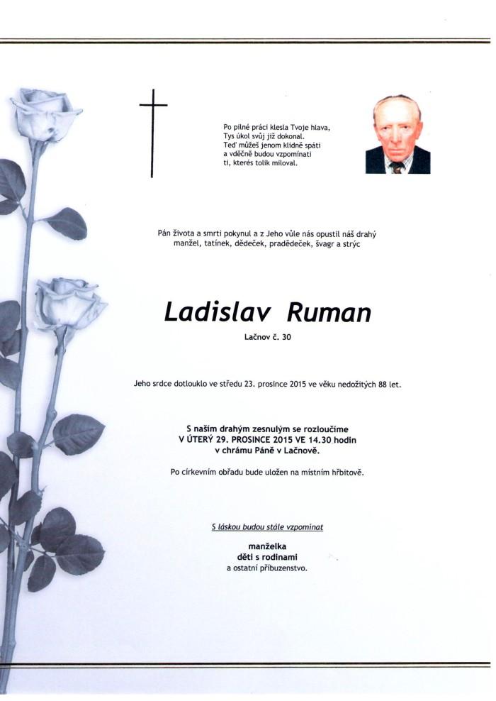 Ladislav Ruman