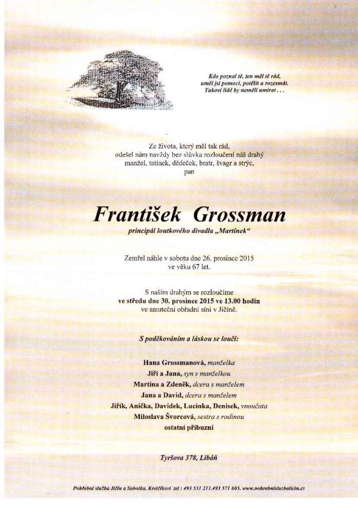 František Grossman