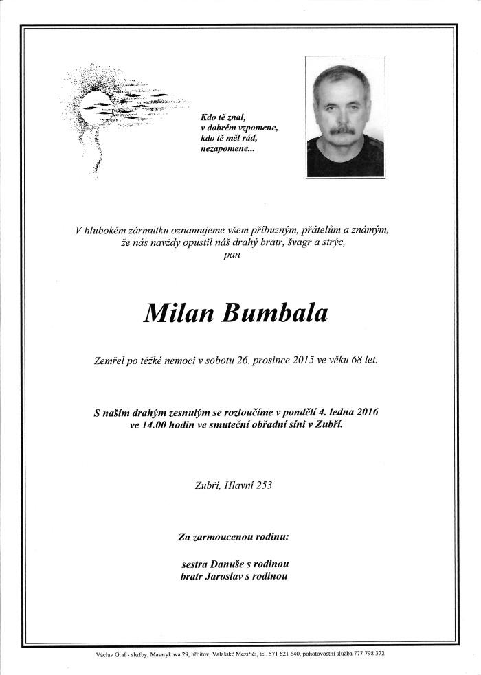 Milan Bumbala