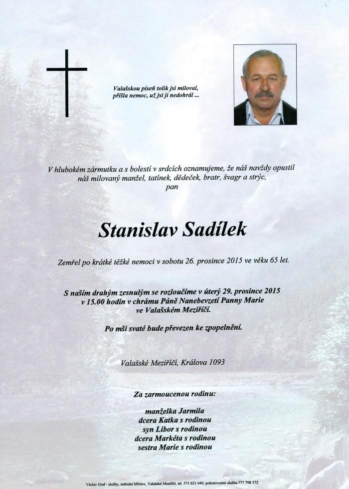 Stanislav Sadílek