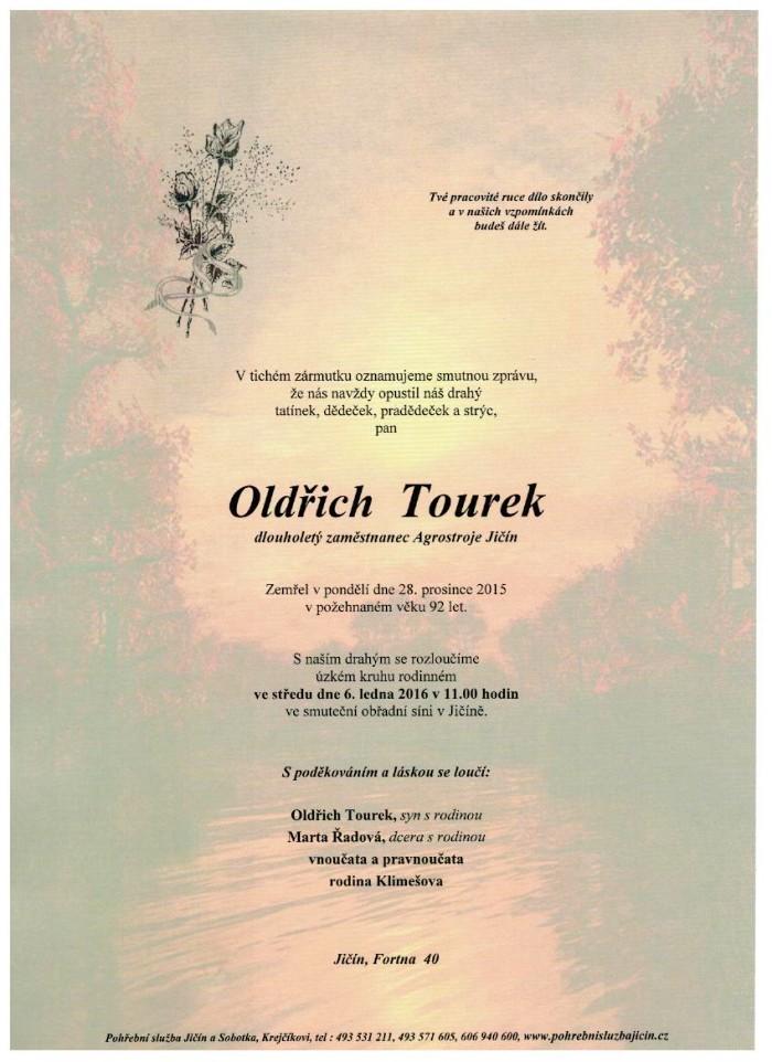 Oldřich Tourek