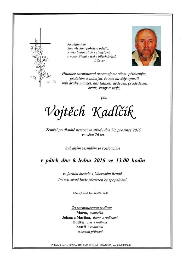 Vojtěch Kadlčík
