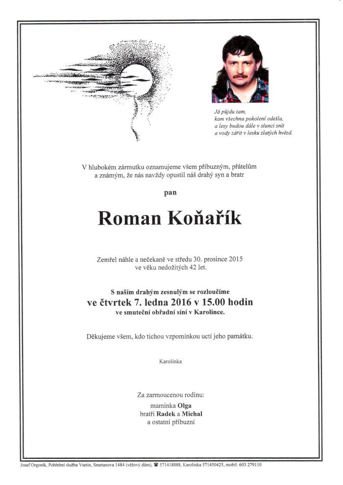 Roman Koňařík