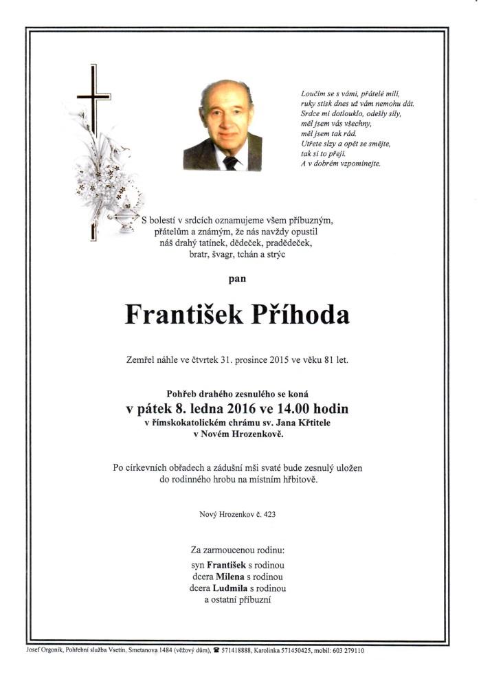 František Příhoda