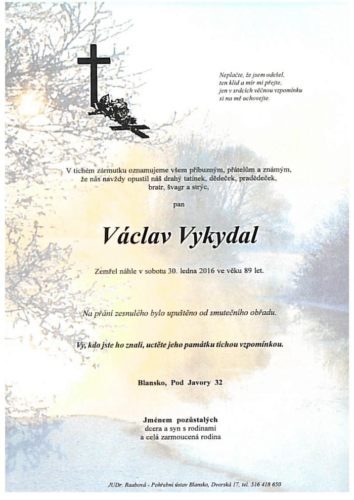 Václav Vykydal