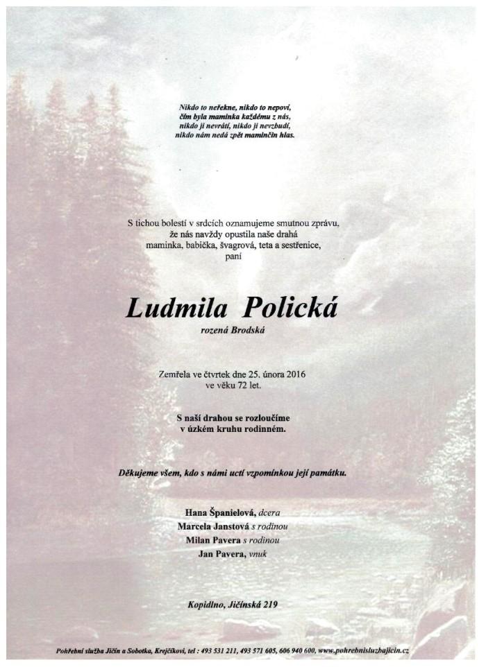 Ludmila Polická