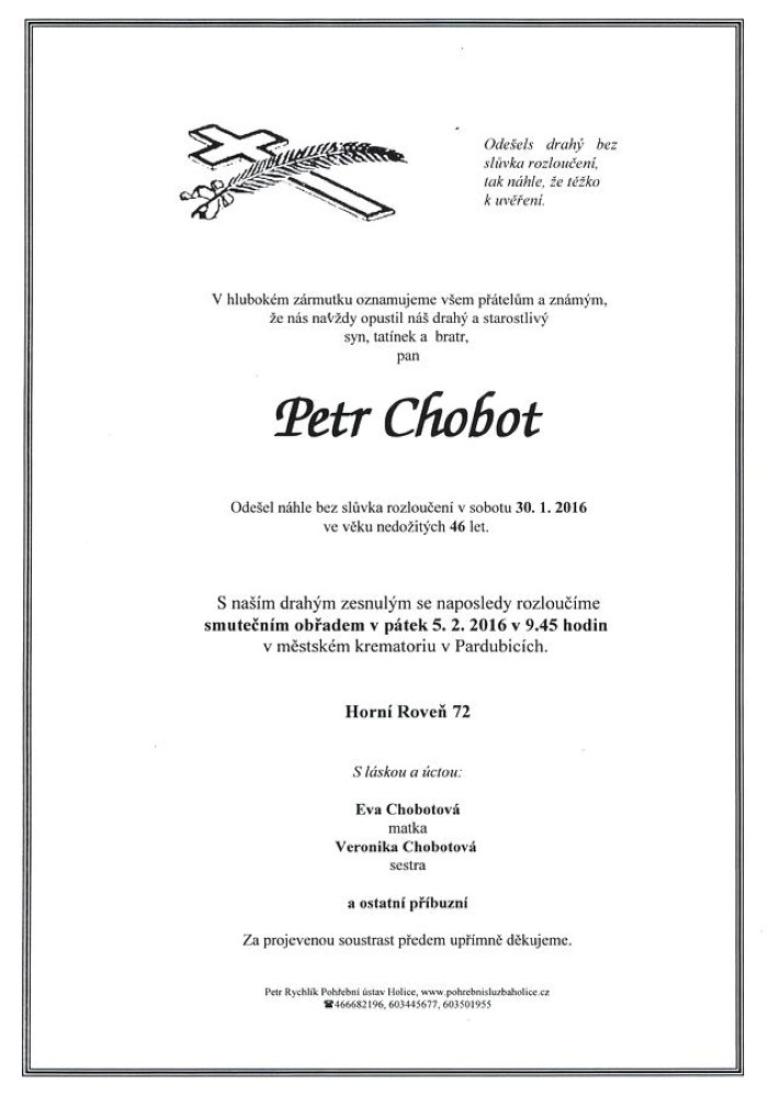 Petr Chobot