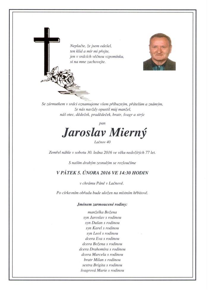 Jaroslav Mierný