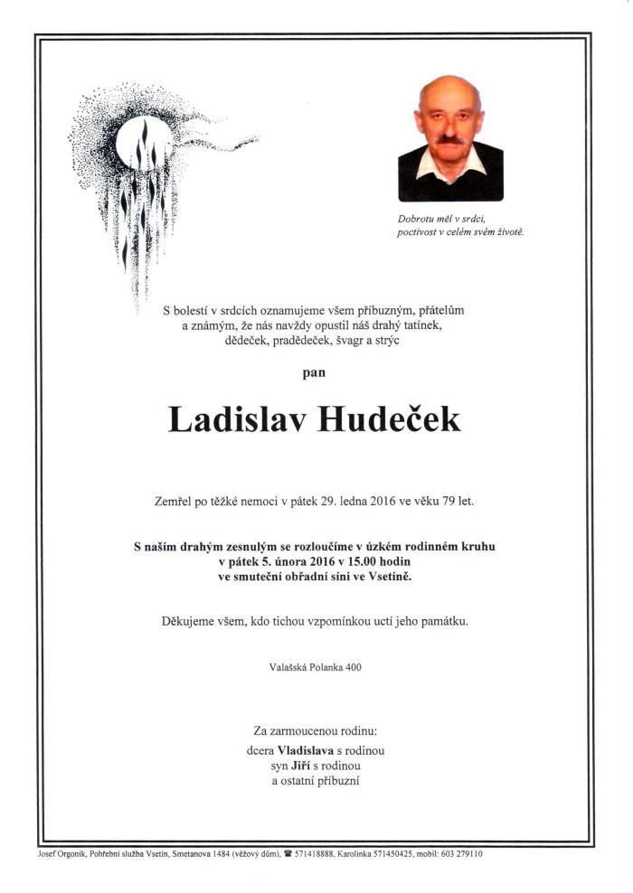 Ladislav Hudeček