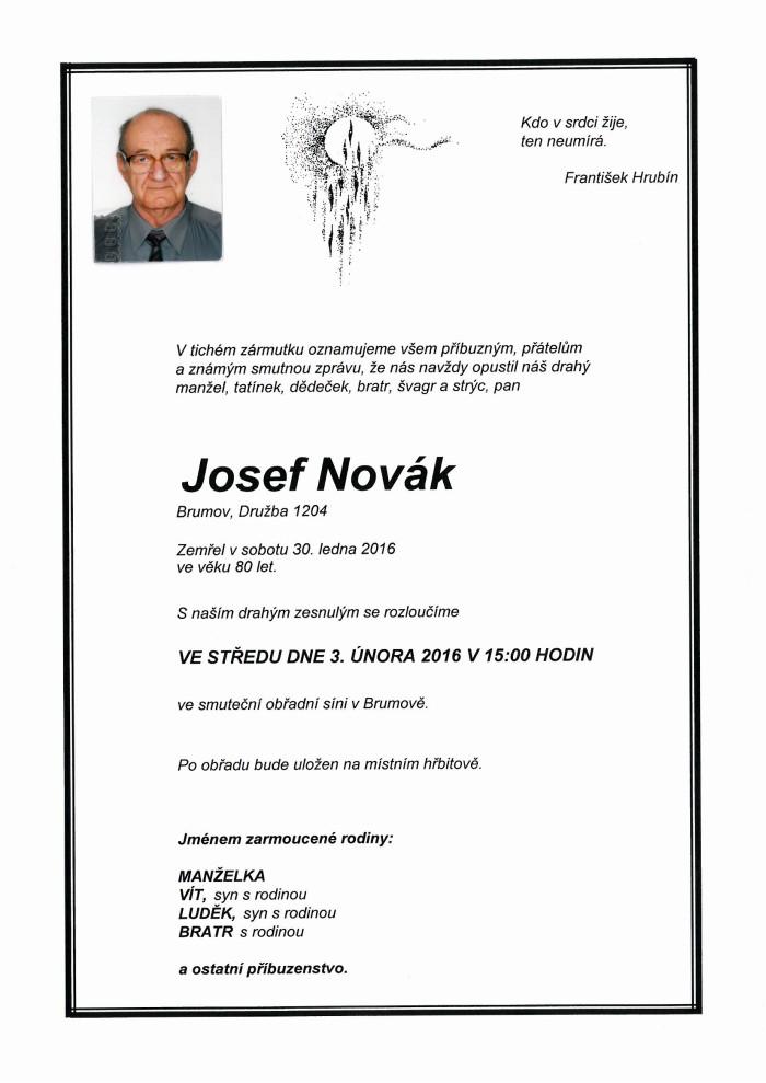 Josef Novák