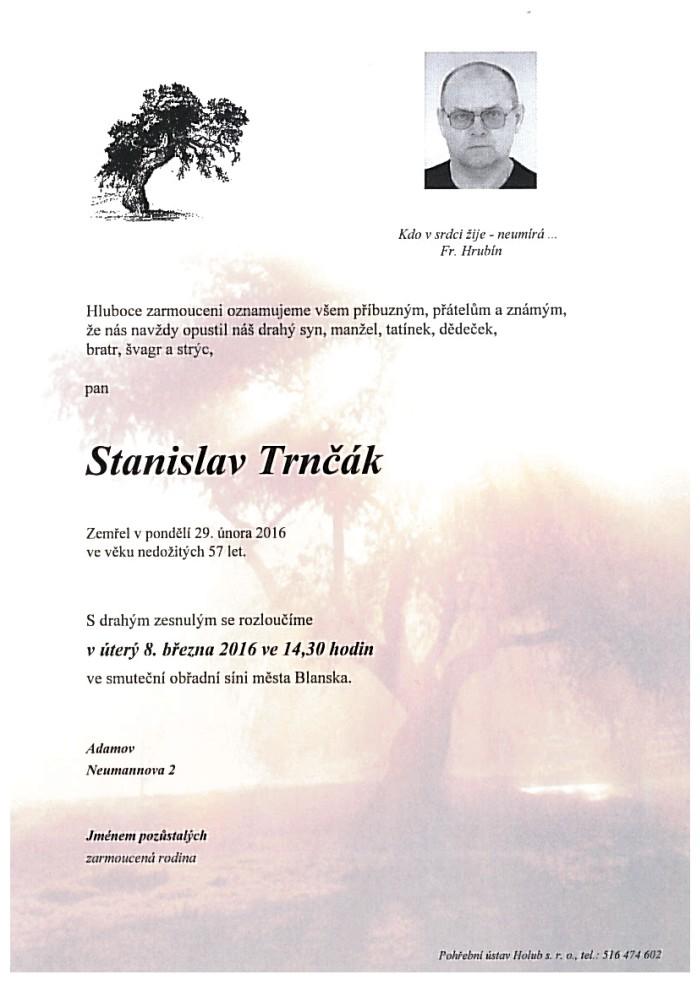Stanislav Trnčák