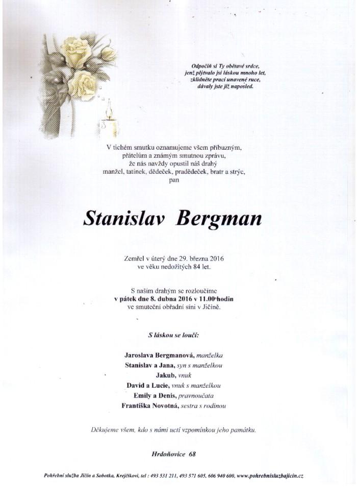 Stanislav Bergman
