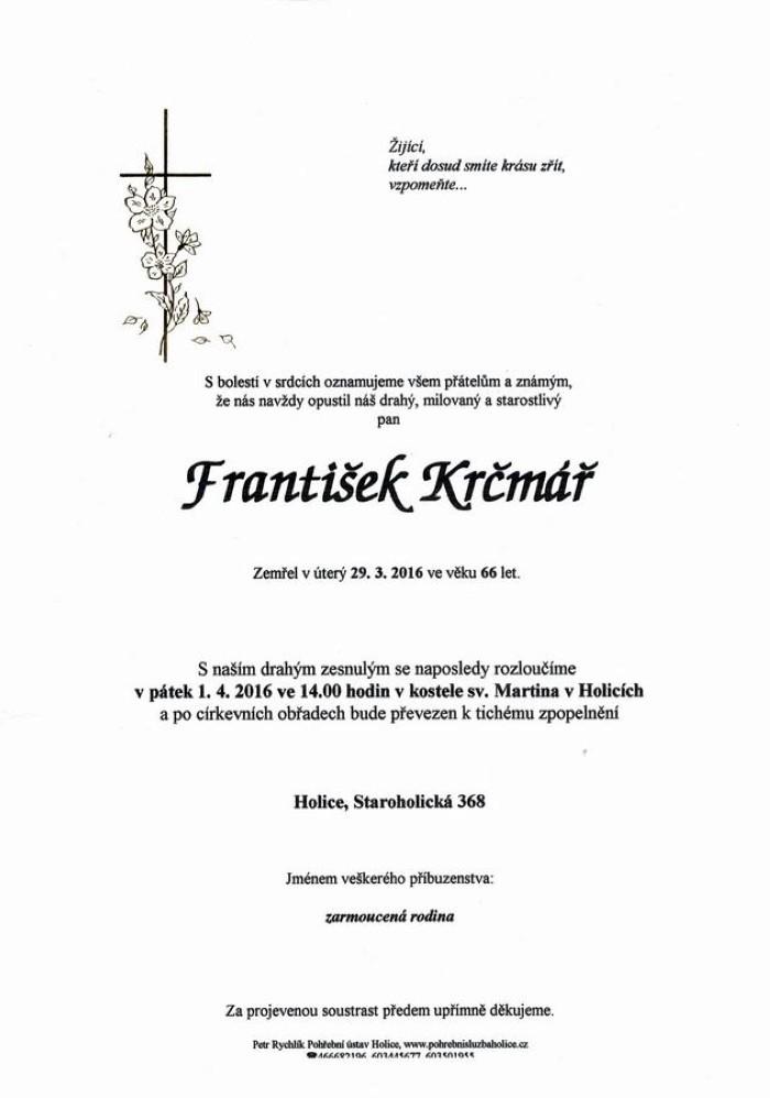 František Krčmář