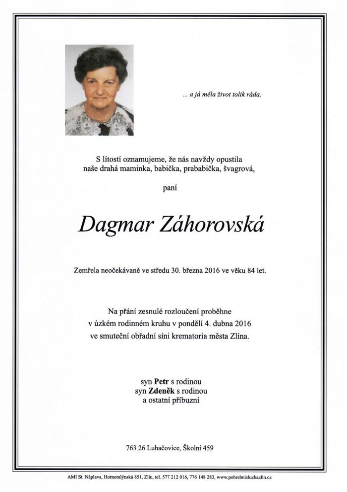 Dagmar Záhorovská