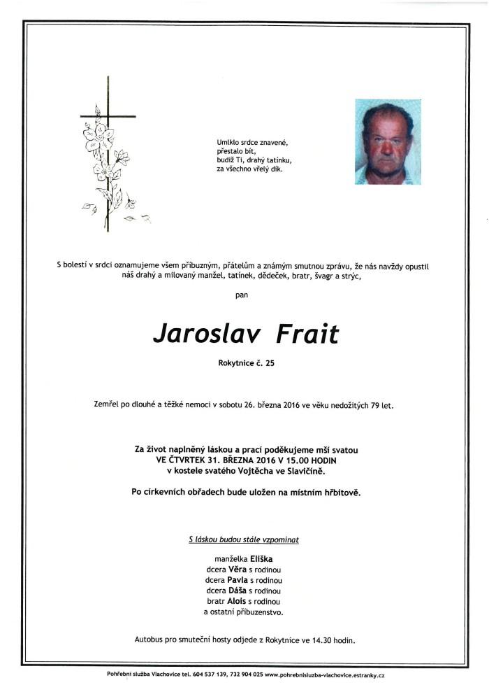 Jaroslav Frait