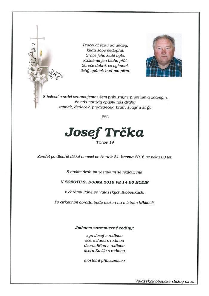 Josef Trčka