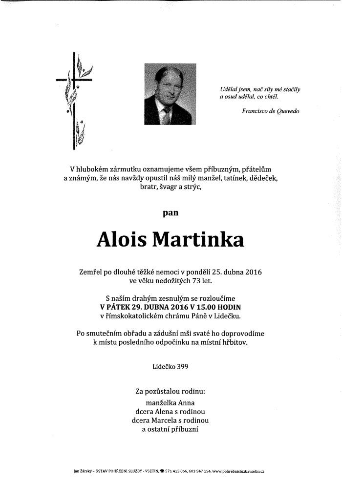 Alois Martinka