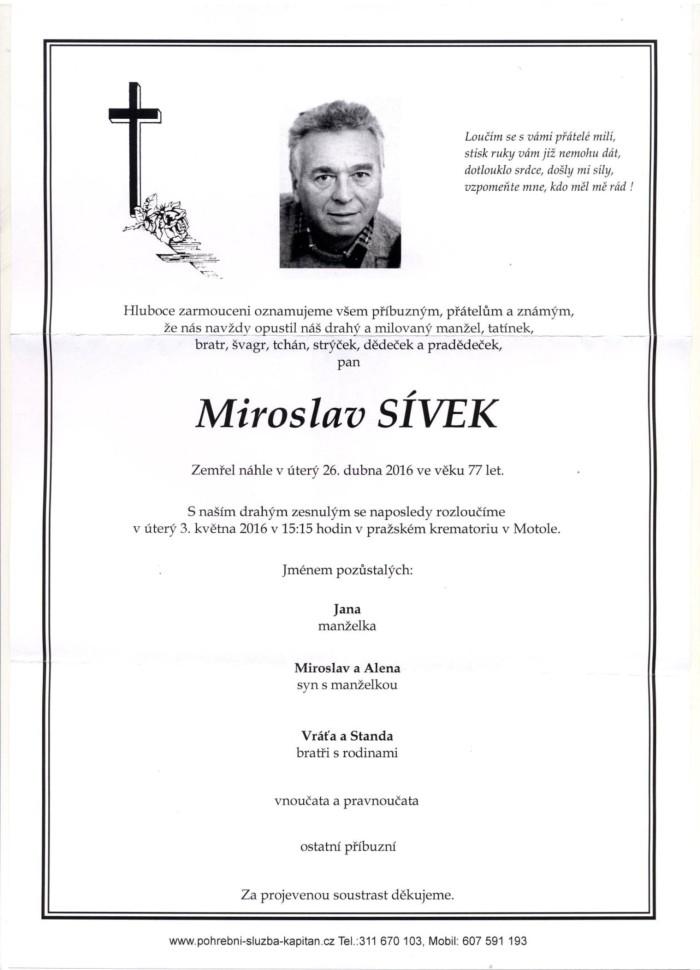 Miroslav Sívek