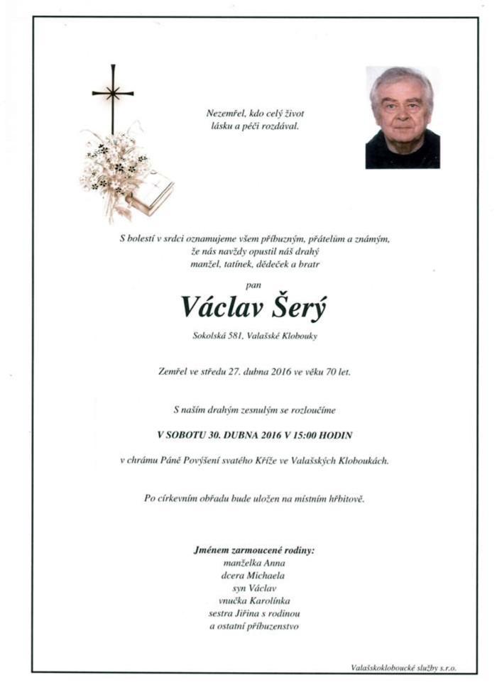 Václav Šerý