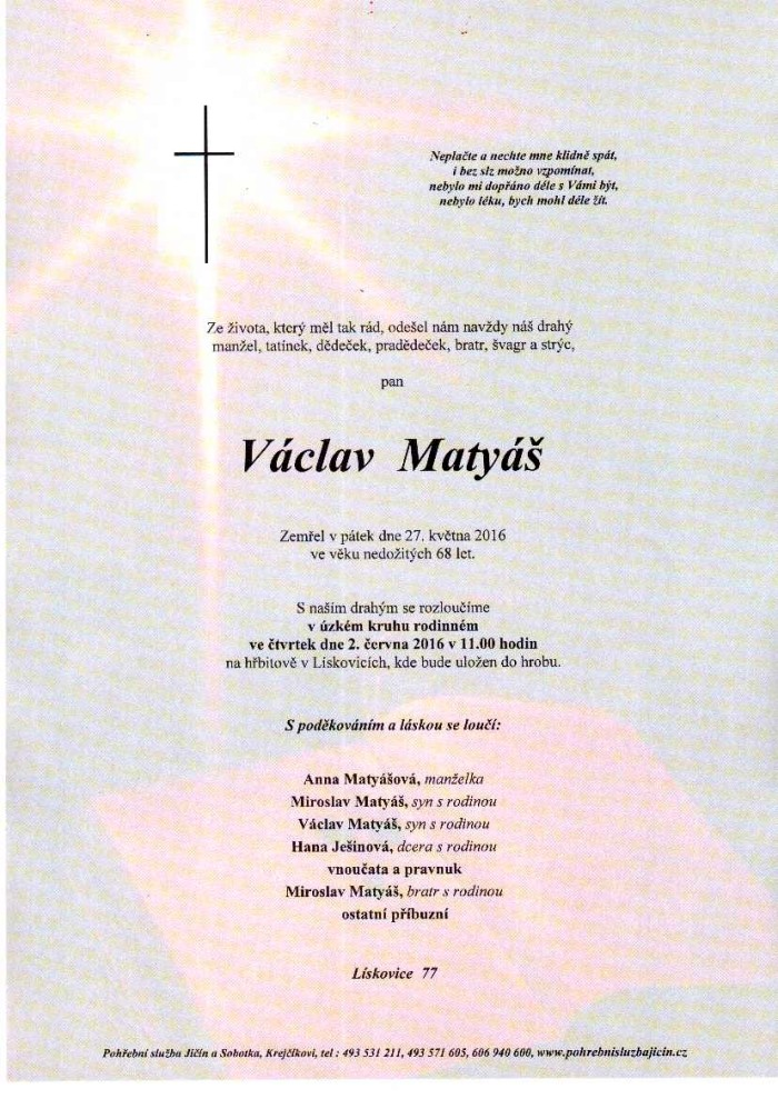 Václav Matyáš