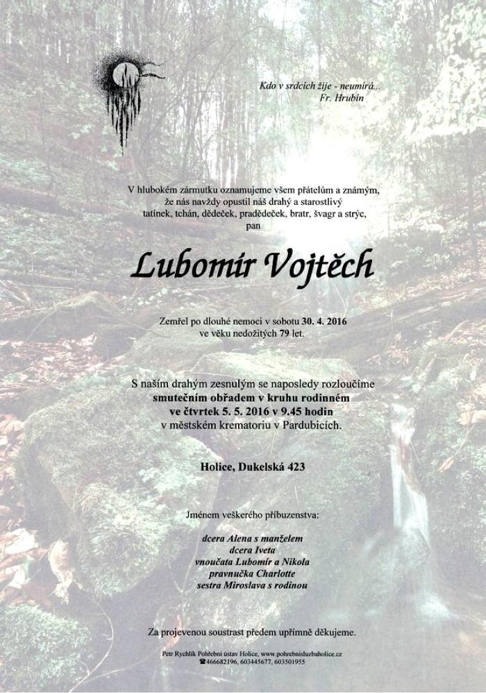 Lubomír Vojtěch