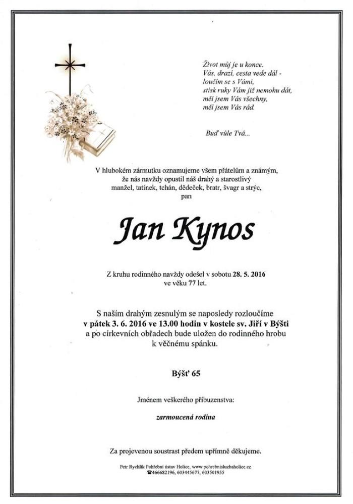 Jan Kynos