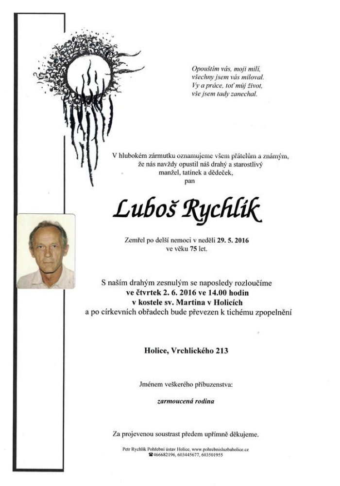 Luboš Rychlík