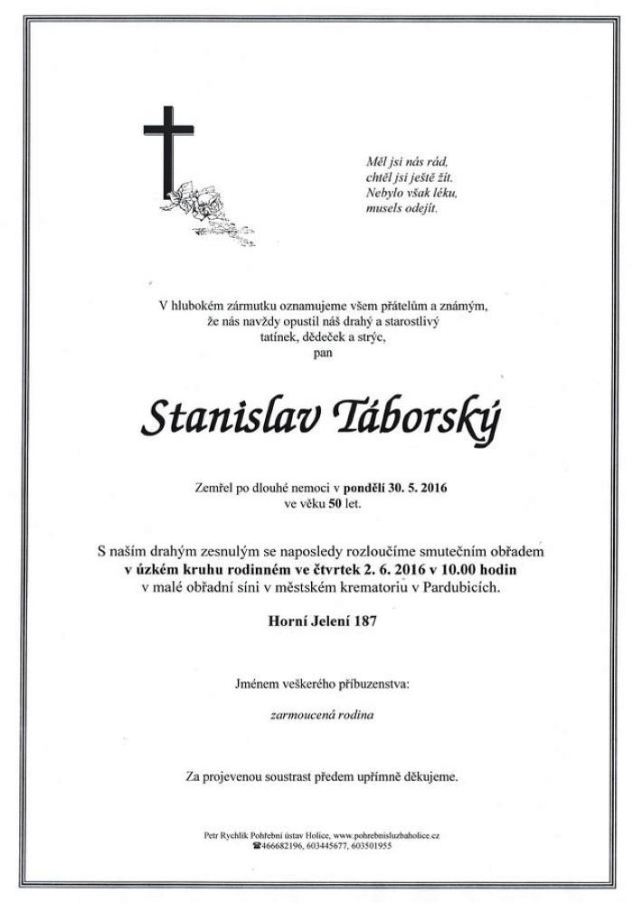 Stanislav Táborský