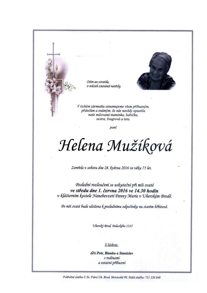 Helena Mužíková