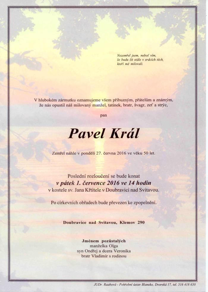 Pavel Král