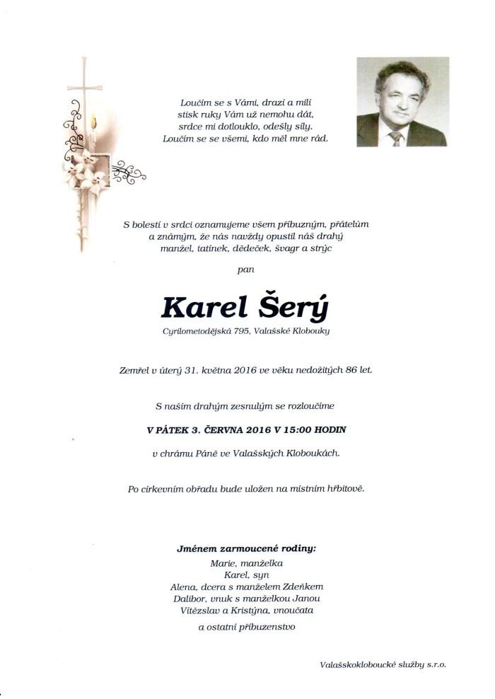 Karel Šerý
